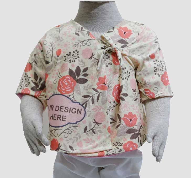 fullprint  Kimono Bayi 2