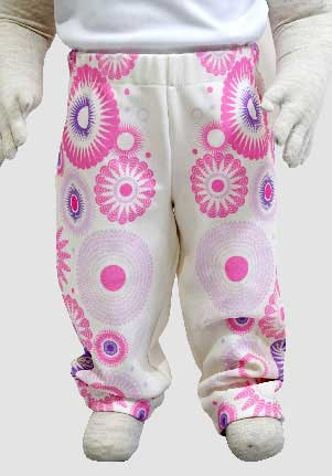 Baby Long Pants 16