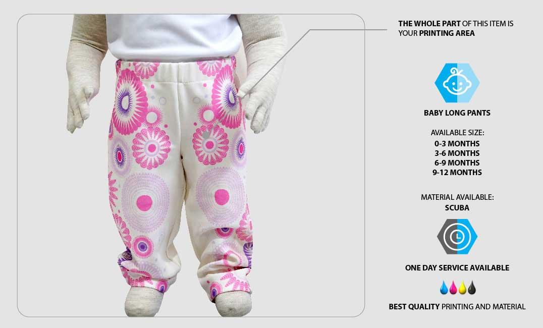 Celana Panjang Bayi 1