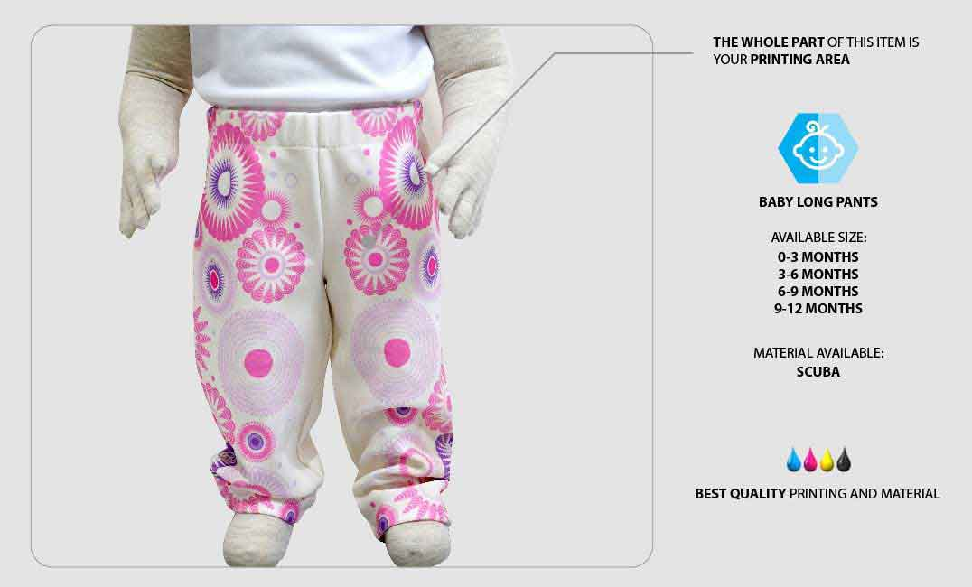 Baby Long Pants 1