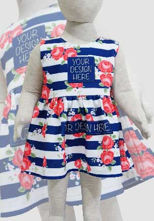 Dress Bayi Mini 16