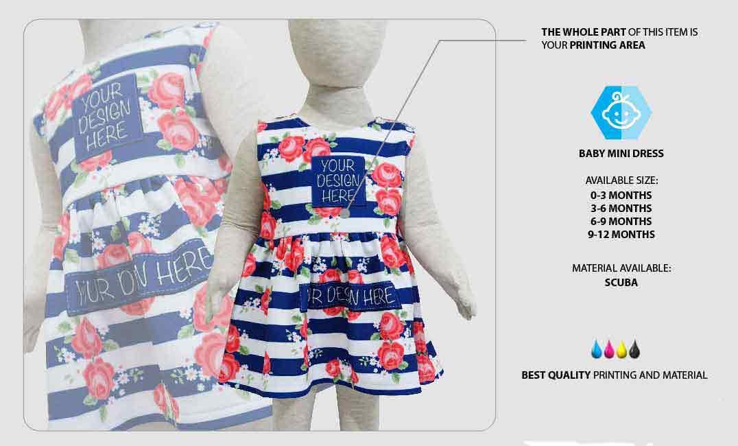 Baby Mini Dress 1