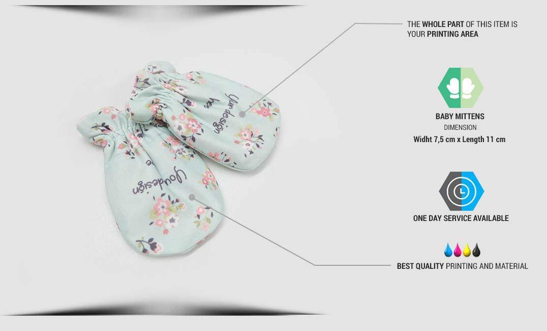 Sarung Tangan Bayi 1