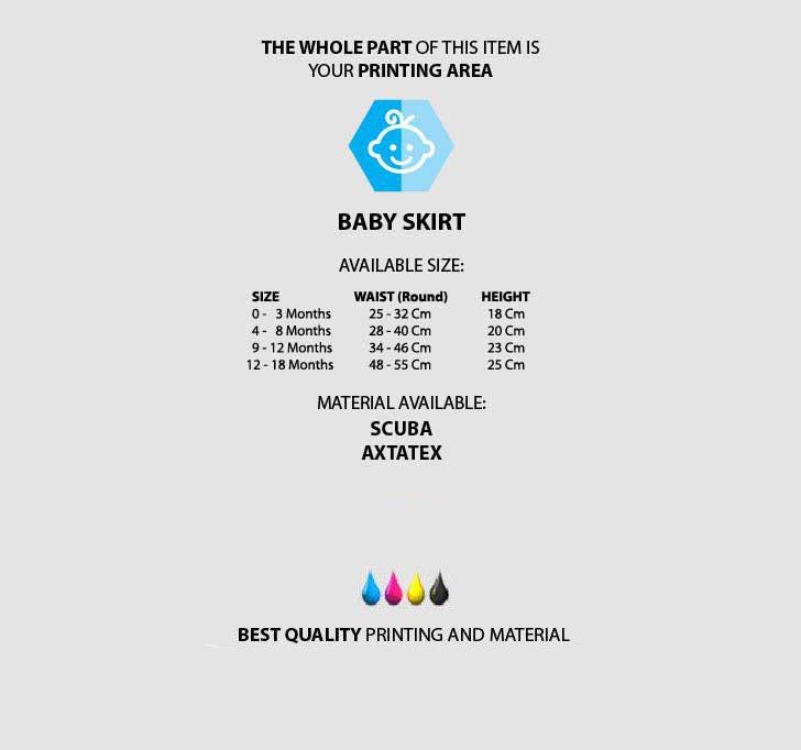 fullprint  Baby Skirt 3