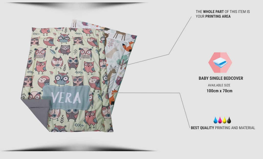 baby bed cover