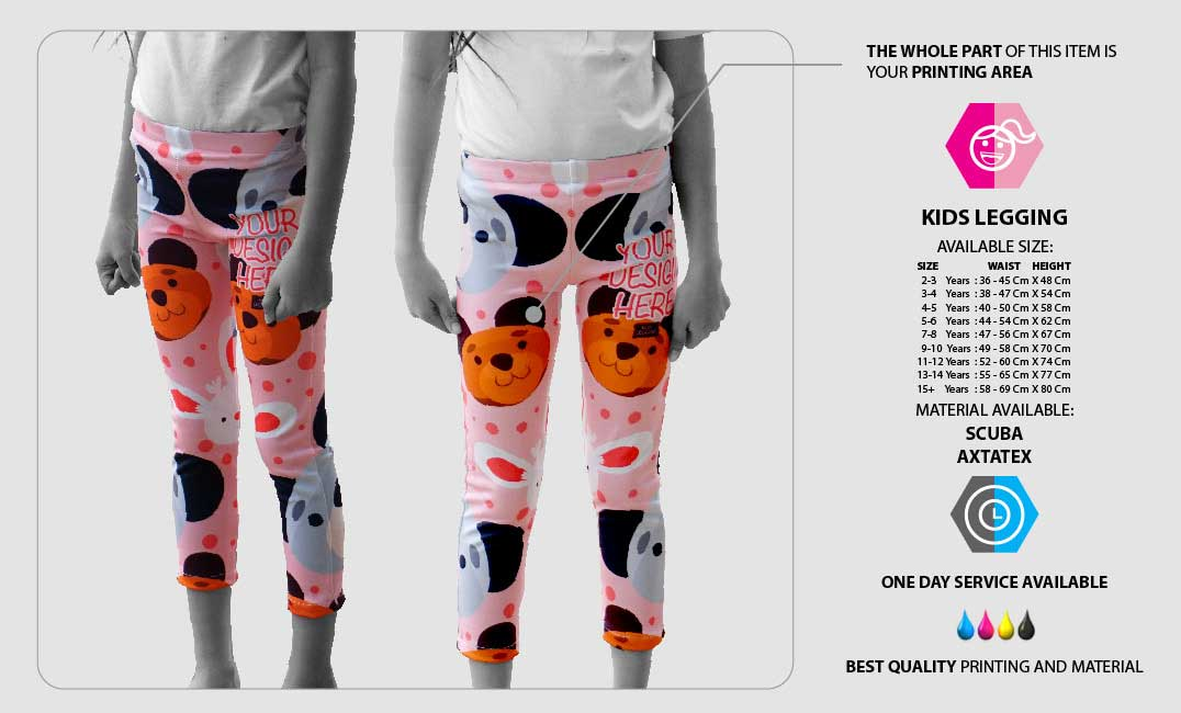 Kids Legging 1