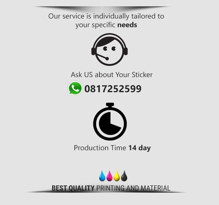 Small Font Sticker 3