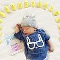 Milestone baby Card 11