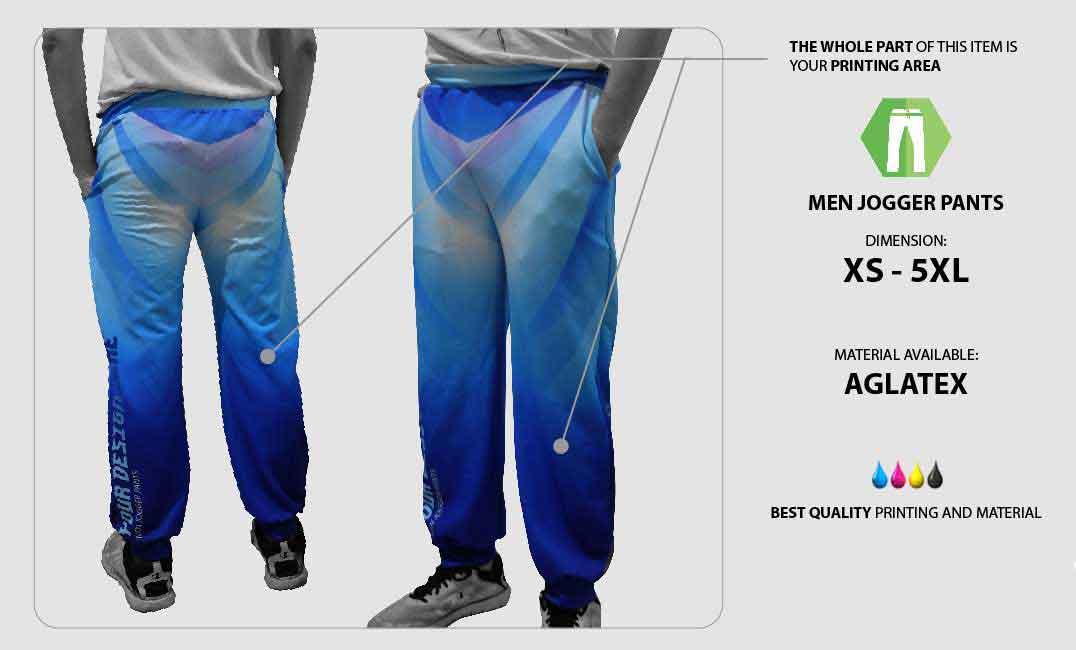 Men Jogger Pants 1