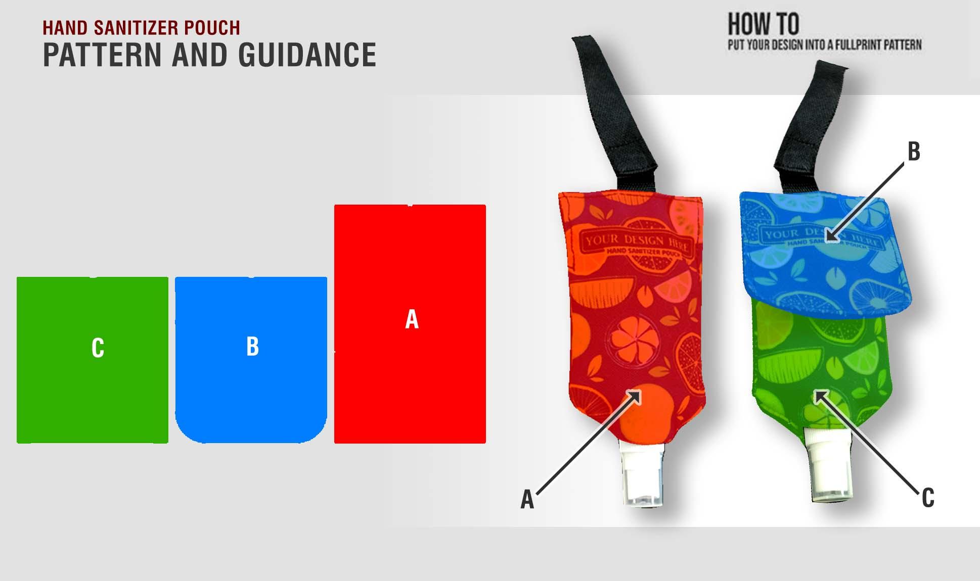 hand sanitizer pouch 1
