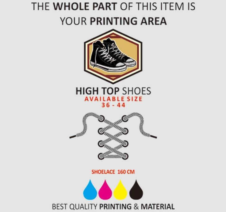 sepatu high top mob 2