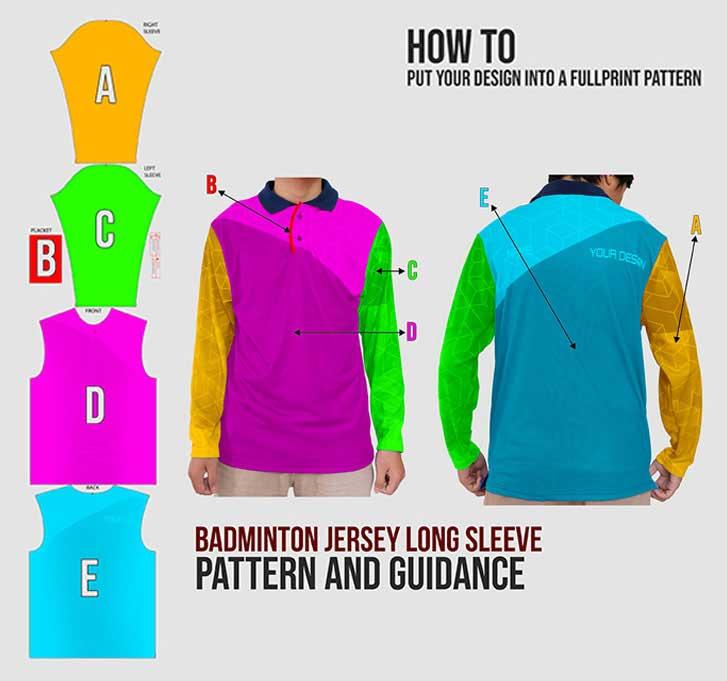 badminton jersey 4