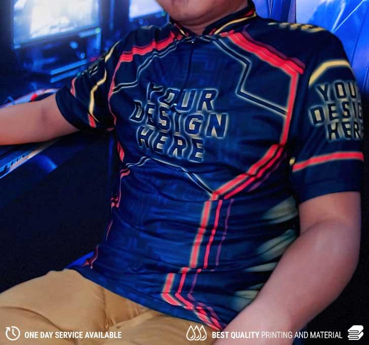 fullprint  Jersey Gaming 2