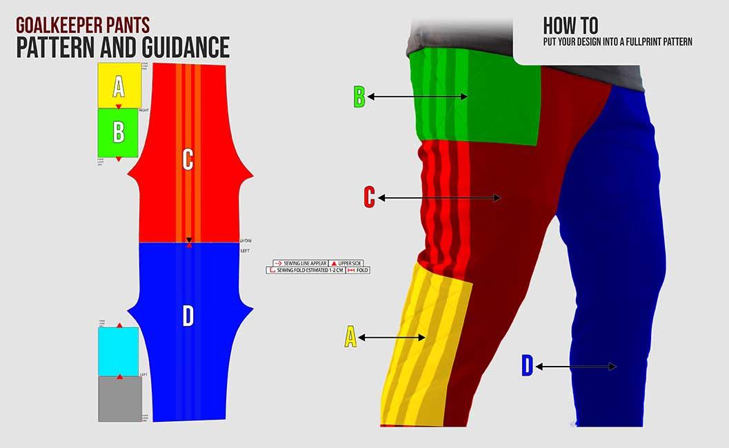 guidance pattern crewneck