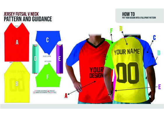 futsal jersey 2