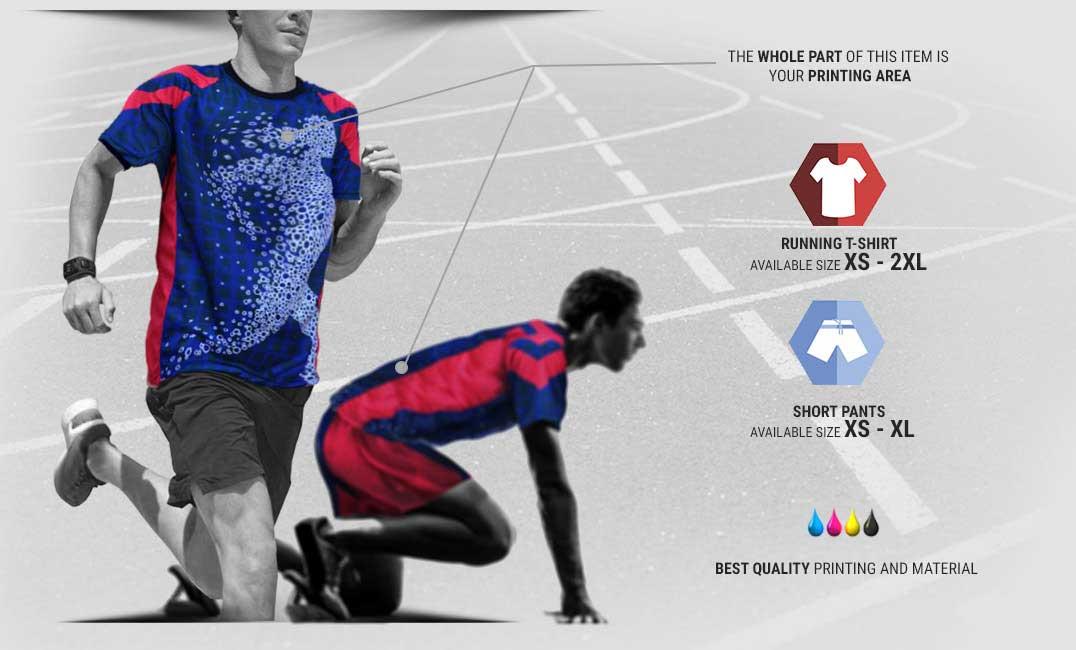 running jersey