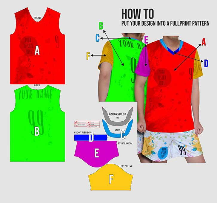 volley ball jersey 4