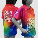 Kids Polo Shirt Fullprint