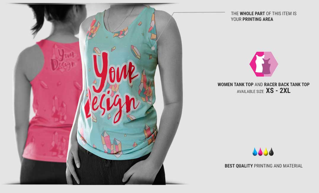 Tanktop Women specification