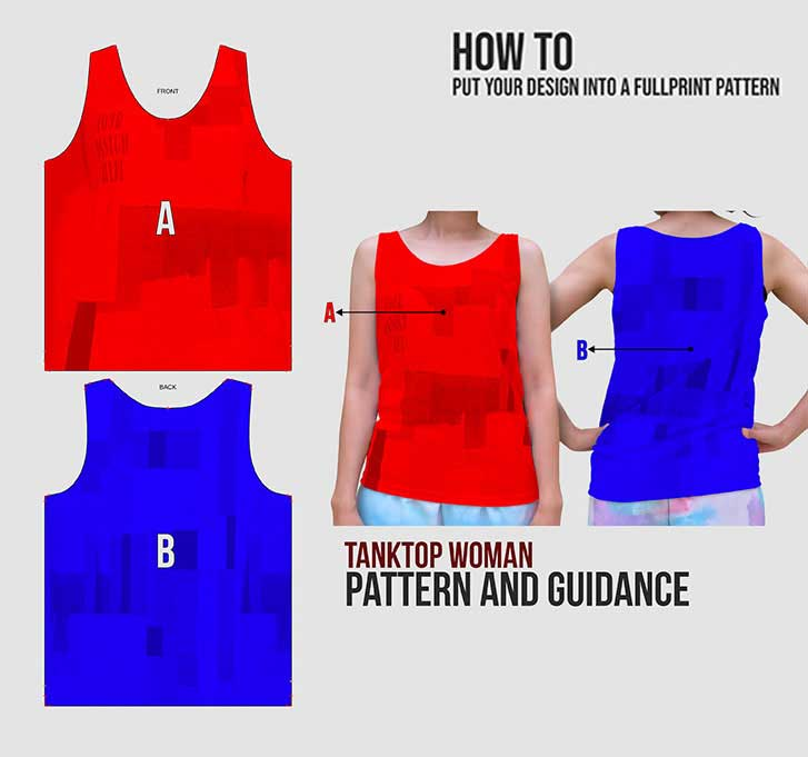 Tanktop Women specification mobile 3