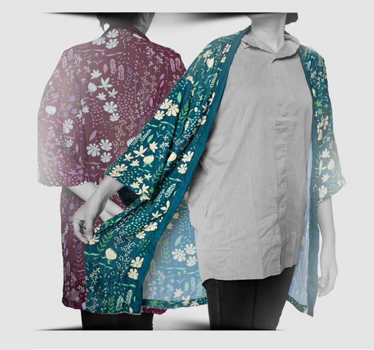 custom kimono cardigan 1