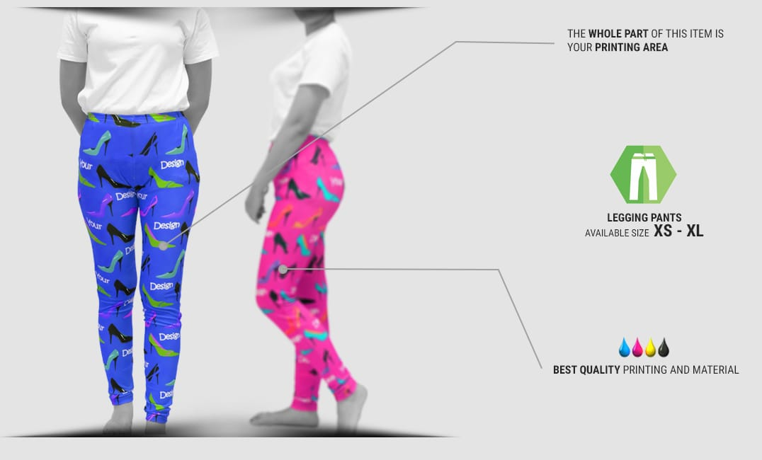 legging specification