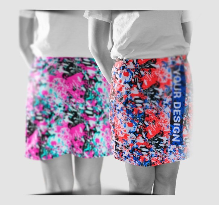 mini skirt 2