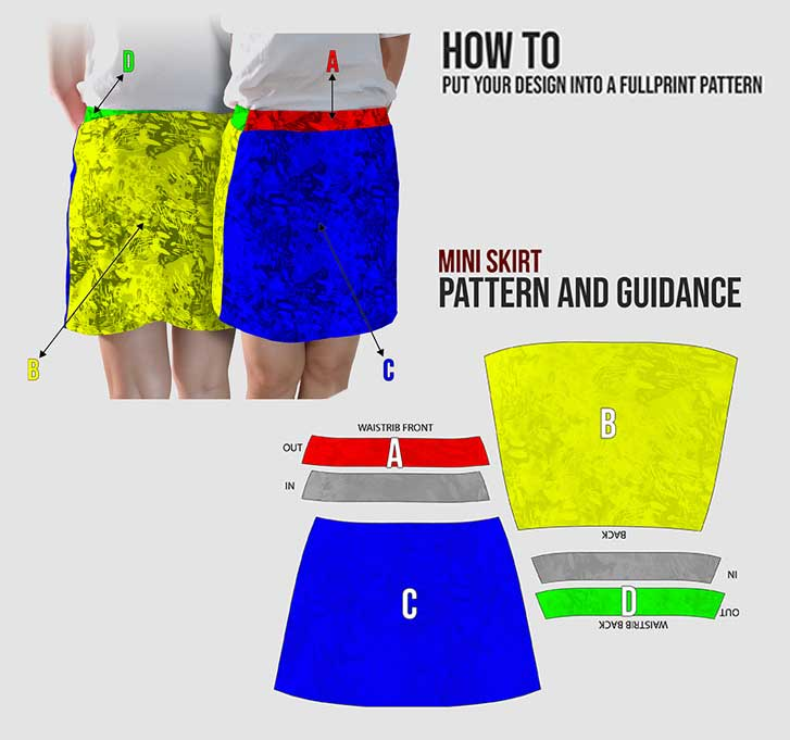 mini skirt specification mobile 3