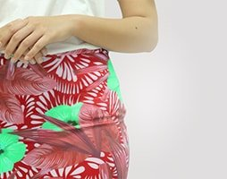 slit skirt 1