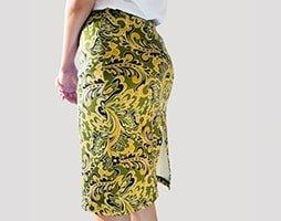 slit skirt 6