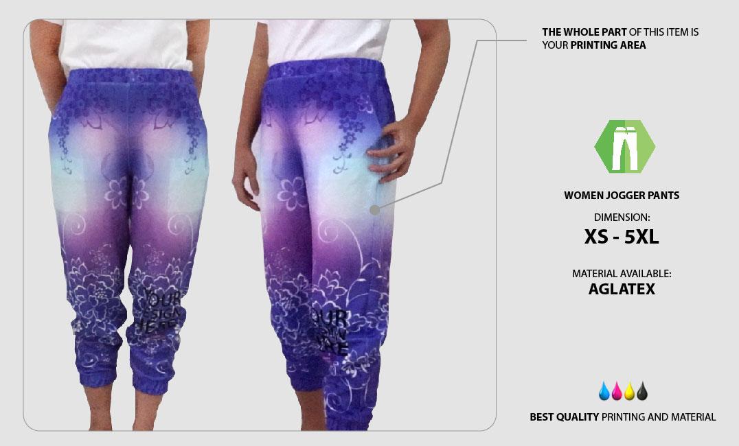 Women Jogger Pants 1