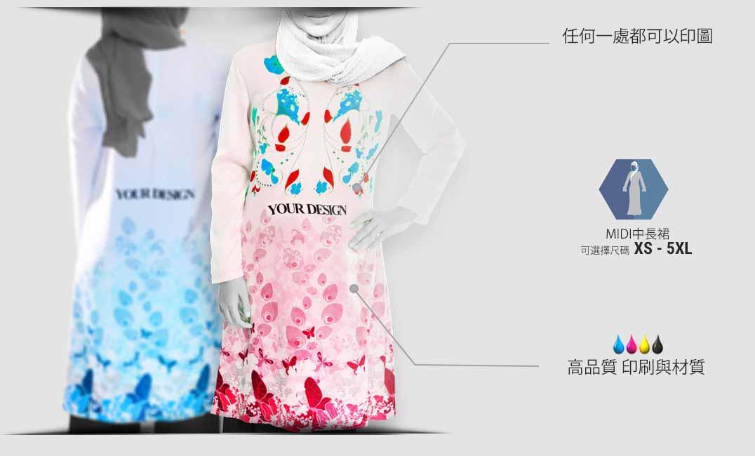 women midi dress 1