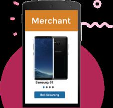 pilih merchant