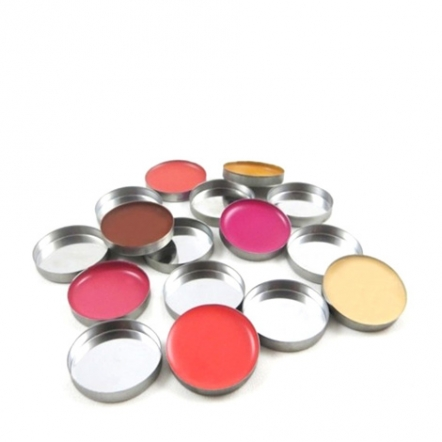 Z Palette  10-Pcs Round Metal Pans 1pak-SP