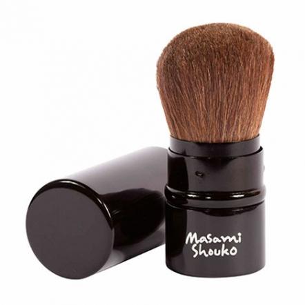 Masami Shouko Retractable Kabuki Powder Brush