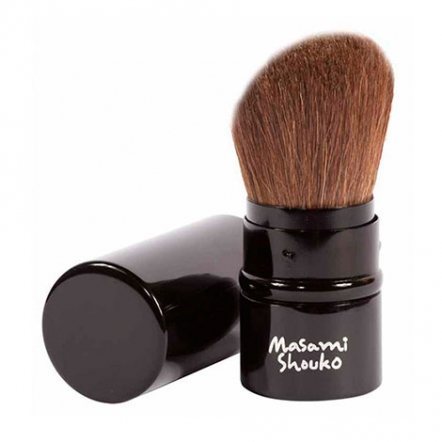 Retractable Kabuki Blush Brush