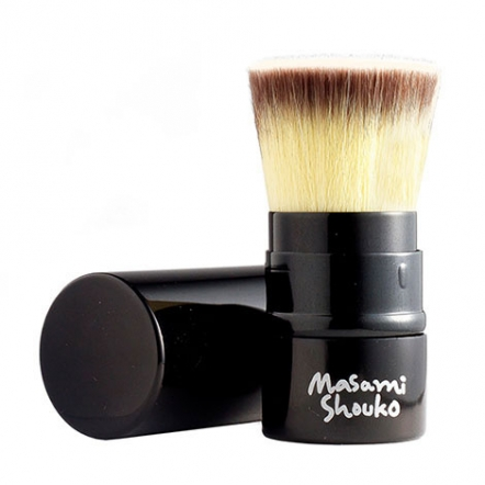 Masami Shouko Retractable Kabuki Flat Foundation Brush