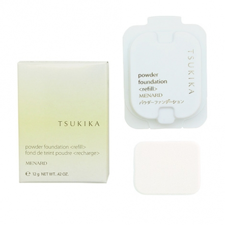 Tsukika Powder Foundation Refill