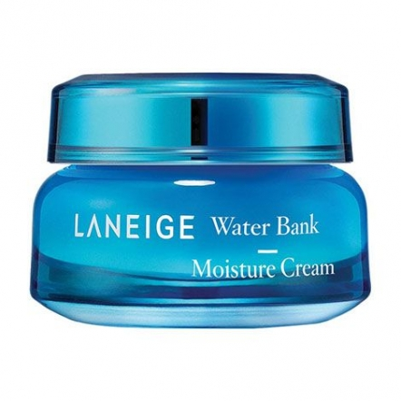 Laneige Water Bank Moisture Cream + Gift