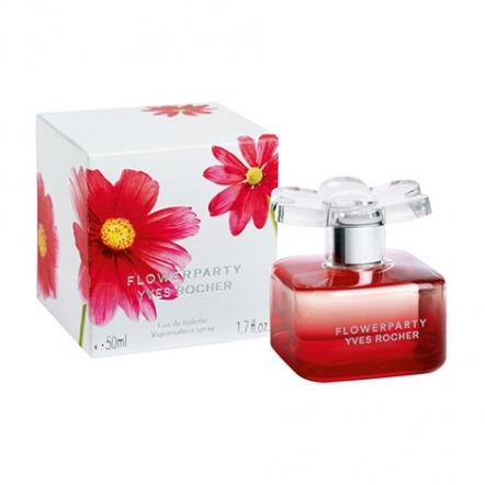 Flowerparty Eau De Toilette - 50 ml