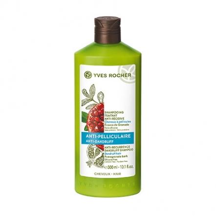 Yves Rocher Anti - Recurrence Dandruff Shampoo - 300 ml