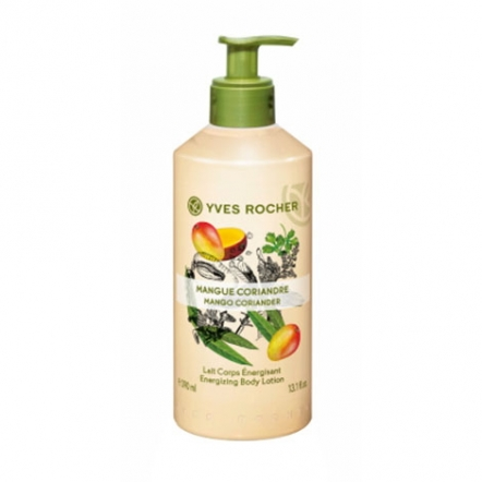 Energizing Body Lotion  Mango Coriander - 390 ml