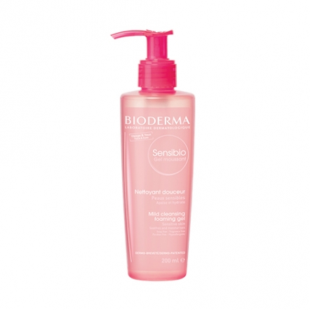 Bioderma Sensibio Foaming Gel 200 ml