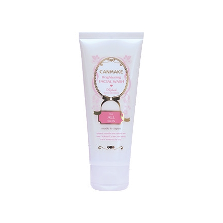 Canmake Brightening Facial Wash