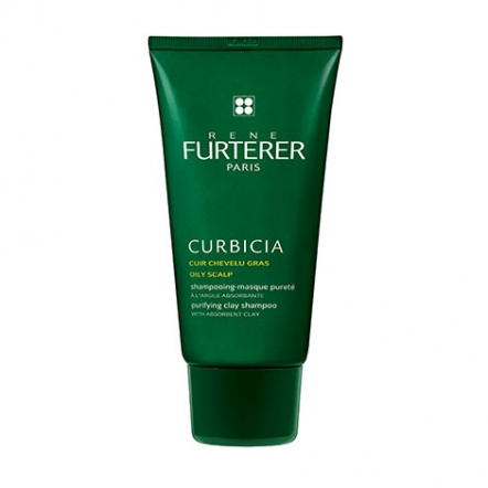 Curbicia Purifying Clay Shampoo - for Very Oily Scalp 100 ml