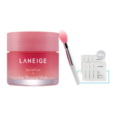 Lip Sleeping Mask 20g + Gift