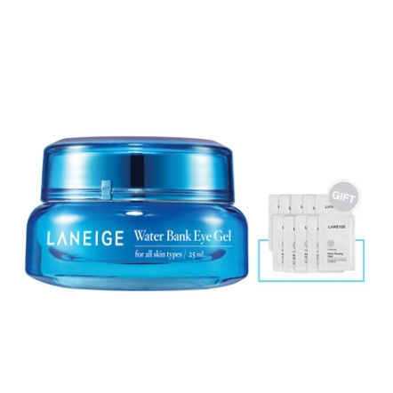 Laneige Water Bank Eye Gel + Gift