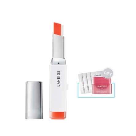Twotone Lip Bar No.13 (Orange Blurring) + Gift