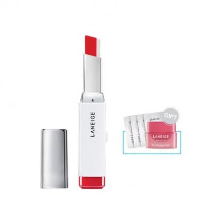 Two Tone Lip Bar - No.4 (Milk Blurring) + Gift