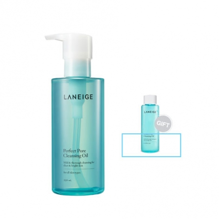 Laneige Perfect Pore Cleansing Oil + Gift